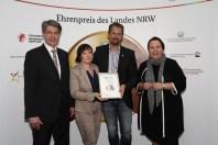 Foto: Café am Ring mit Ministerin Heinen-Esser