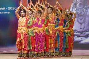 Foto indische Tänzerinnen