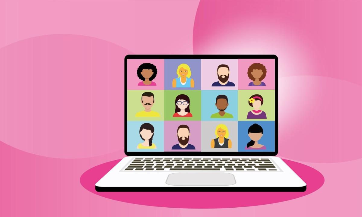Pixabay Bild Videokonferenz