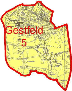Stadtteil Gestfeld