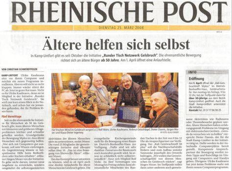 Pressemitteilung RP 25.03.2008
