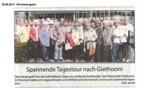 Pressemitteilung Wochen-Magazin 25.05.2012
