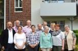 Bild: Gruppenbild der bisherigen Teilnehmer