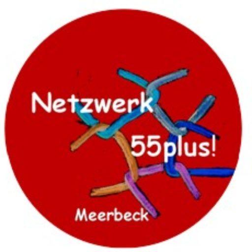 © Logo Netzwerk55plus!Meerbeck