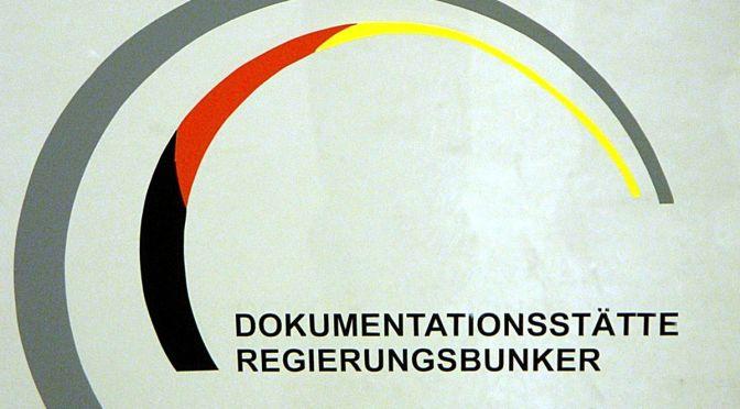 Dokumentationsstätte Regierungsbunker