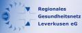 Logo Regionales Gesundheitsnetz Leverkusen