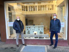 "Mineralien-Ausstellung ""Unter uns"""