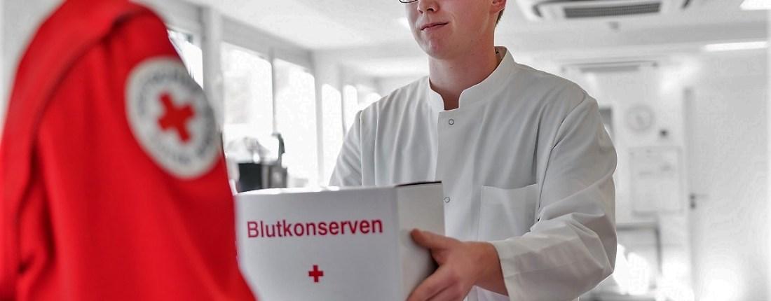 Aufruf zum Blutspenden