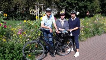 v. l. : Gerd, Angelika, Barbara