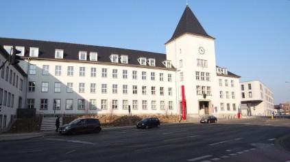 Rathaus der Stadt Moers