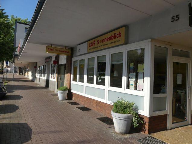 Café Sonnenblick Meerbeck, Außenansicht