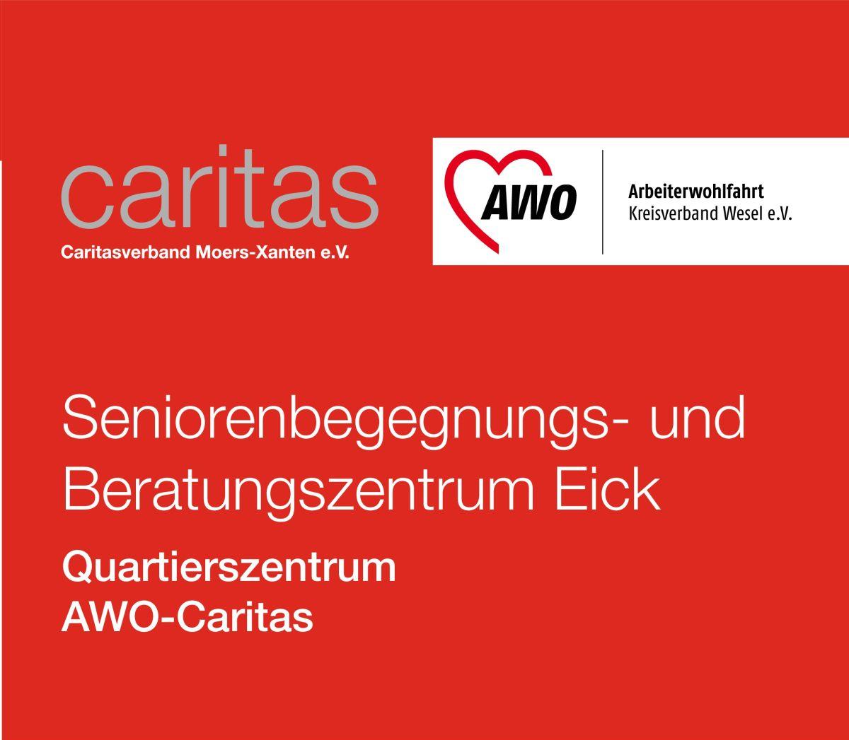 AWO-Caritas-Quartierszentrum-Eick-West-Logo
