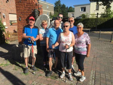 Die Walking Gruppe Asberg