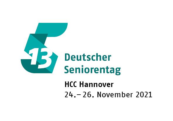 Logo 13. DST mit Ort und Datum