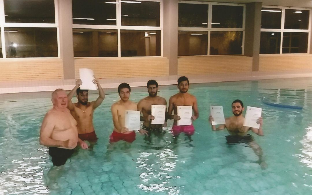 2017 Schwimmkurs
