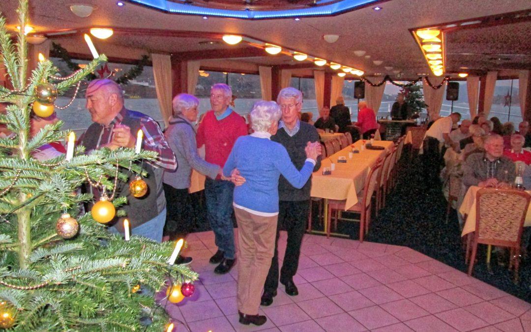 Schiffsausflug der Senioren