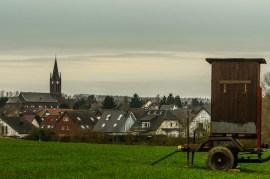"""Sicht auf Glessen, schauen auf """"Am Güsgengraben"""" Dank an Jürgen Libertus"""
