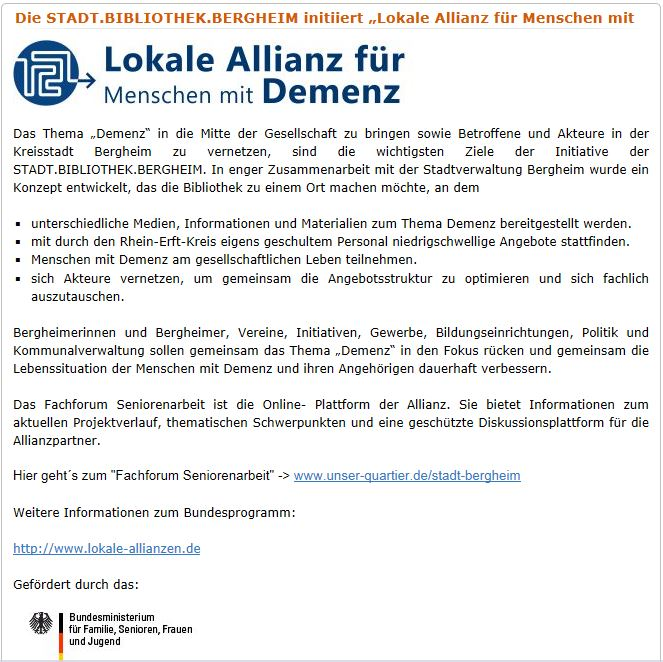 Lokale Allianz