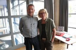 Paten Rolf und Waltraud Pütz