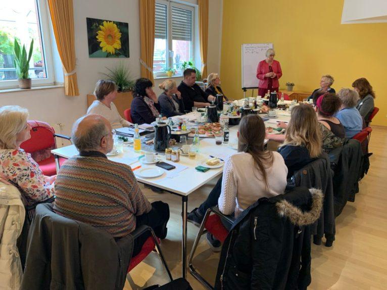 Treffen beim DRK Bergheim