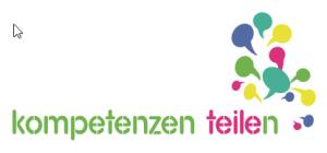 Logo Kompetenzen Teilen
