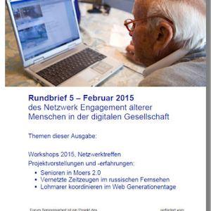 Cover Rundbrief 5 - 2015