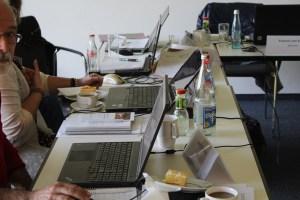 Workshop DigiBE - Duisburg 2016