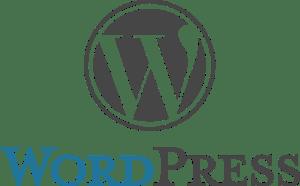 Offizielles WordPress Logo