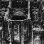Petrikirche nach der Zerstörung 1943