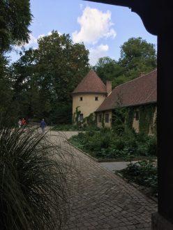 Cecilienhof ist heute für die Öffentlichkeit zugänglich