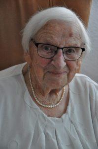 Helene Wildenberg wurde 1914 in der Numbach in Siegen geboren