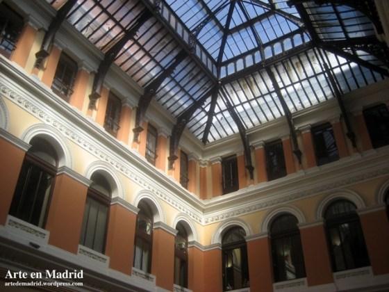 Palacio de Fomento Arte de Madrid