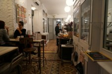 Interior de Juanse Kafe