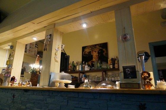 Interior Matilda Cafe Cantina