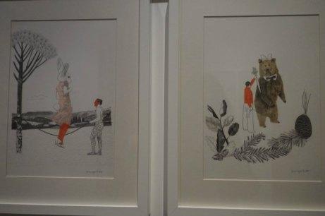 Exposición 'Caza de conejos' de Sonia Pulido