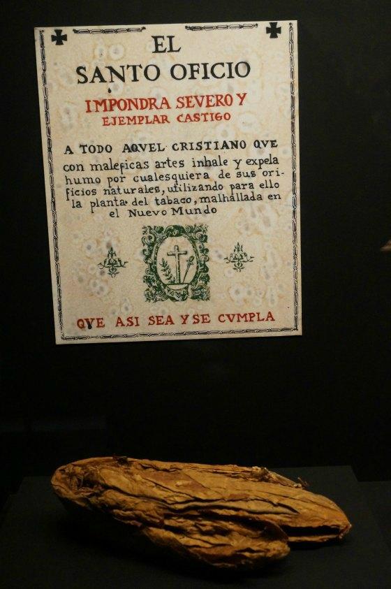 Inquisicion-Tabaco