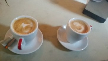 Café en el Café Pavón