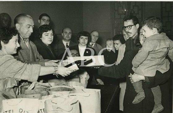 1955. Perico Chicote. Navidad