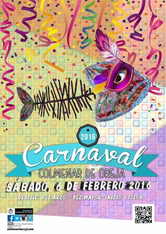 Carnaval Colmenar de Oreja 2016