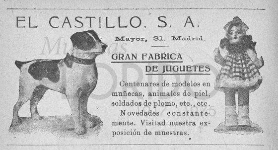 El Castillo Juguetes Madrid