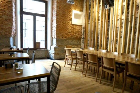 Santa Eulalia Cafeteria
