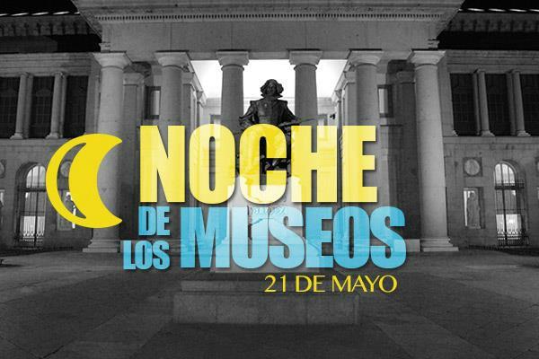 21 de mayo,  La Noche de los Museos 2016 en Madrid