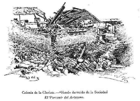 colonia El porvenir del artesano Madrid