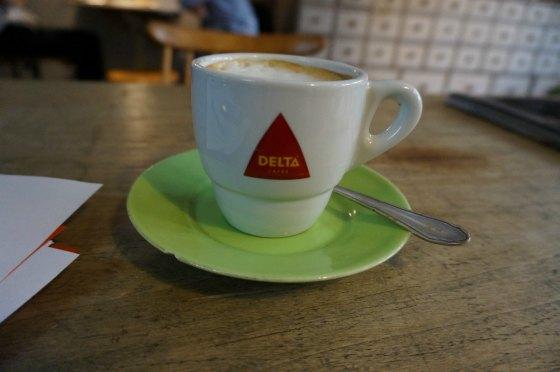 Cafe-Il tavolo verde