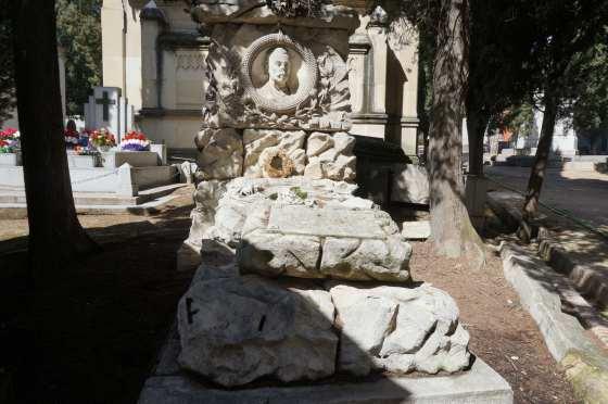 Cementerio San ISidro Madrid