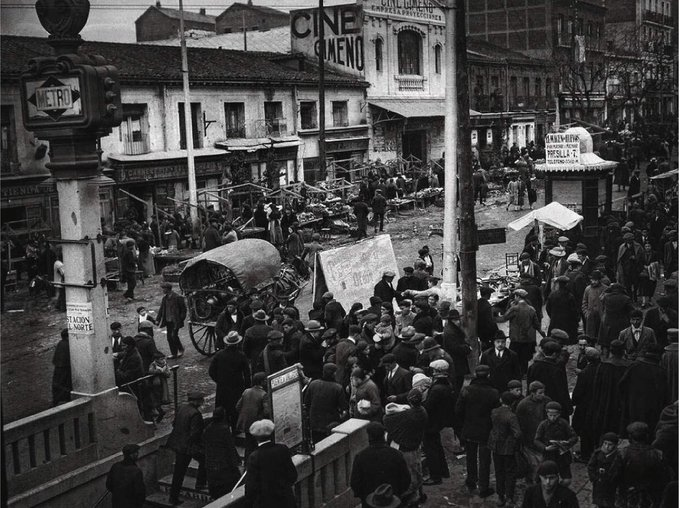 vallecas 1923