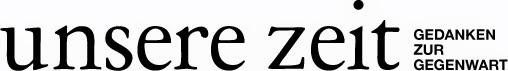 Unsere Zeit Logo