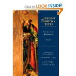 Review: Commentary on Jeremiah (Ancient Christian Texts) @ivpacademic