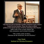 Quote of the Day: Gary North