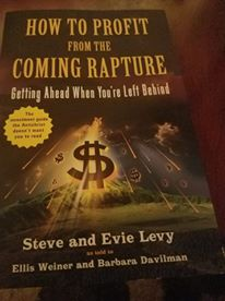 "Book review of ""How to Profit from the Coming Rapture: Getting ahead when you are left behind"""